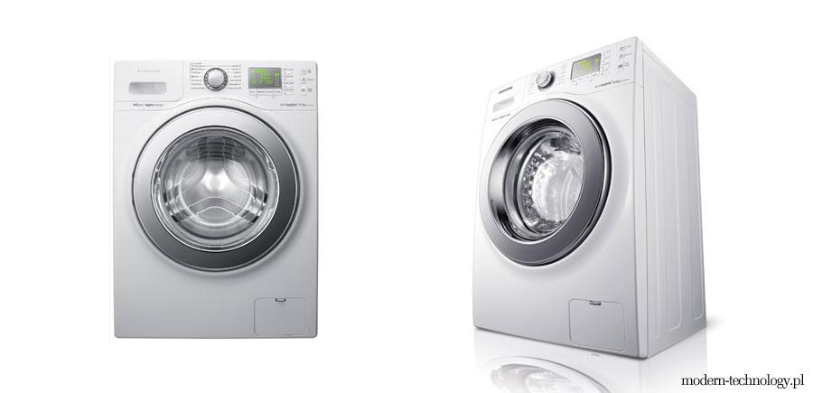 Nowa pralka samsung eco bubble niezwyk a pojemno w wersji slim modern - Technologie eco bubble ...