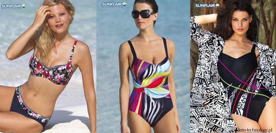 sunflair kostiumy kąpielowe
