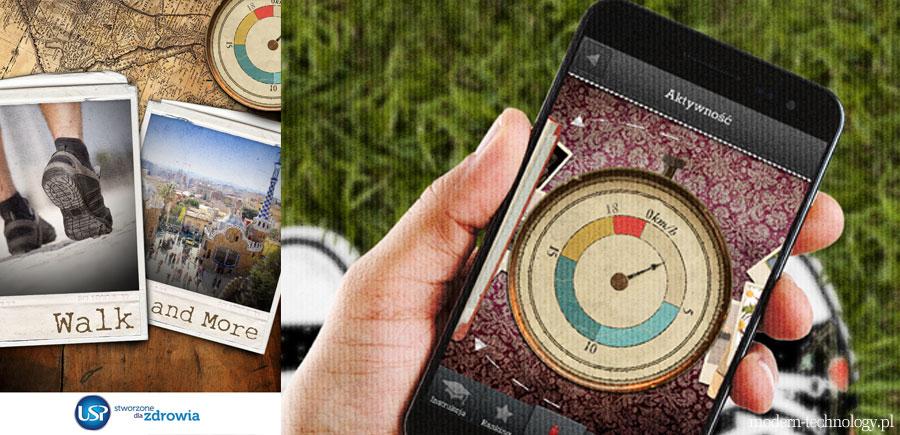 aplikacja Walk and more