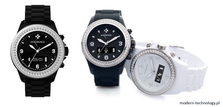smartwatch--Swarovski