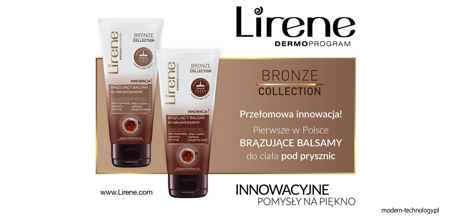 Lirene-bronze-collection